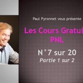 La PNL – Cours gratuit en ligne
