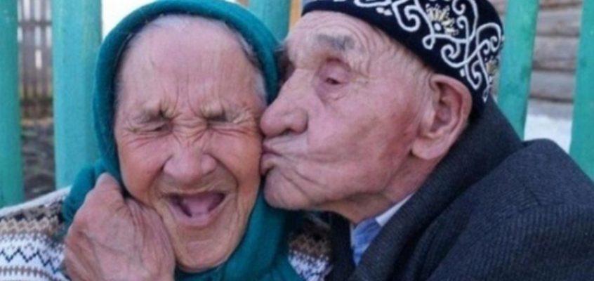 18 photos démontrant que l'amour n'a pas d'âge !